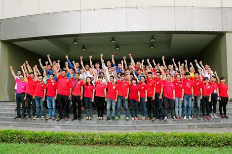 Voluntees of blood Donors 2014 – HANOI