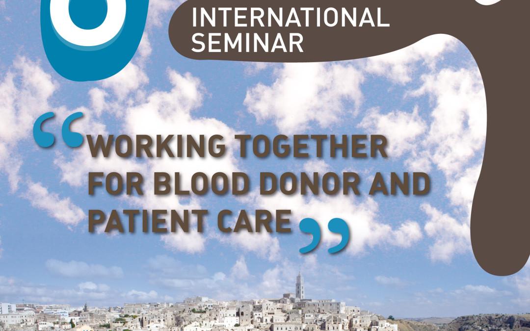 International Seminar – Matera
