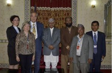 Official Visit of the IFBDO to Nepal – report