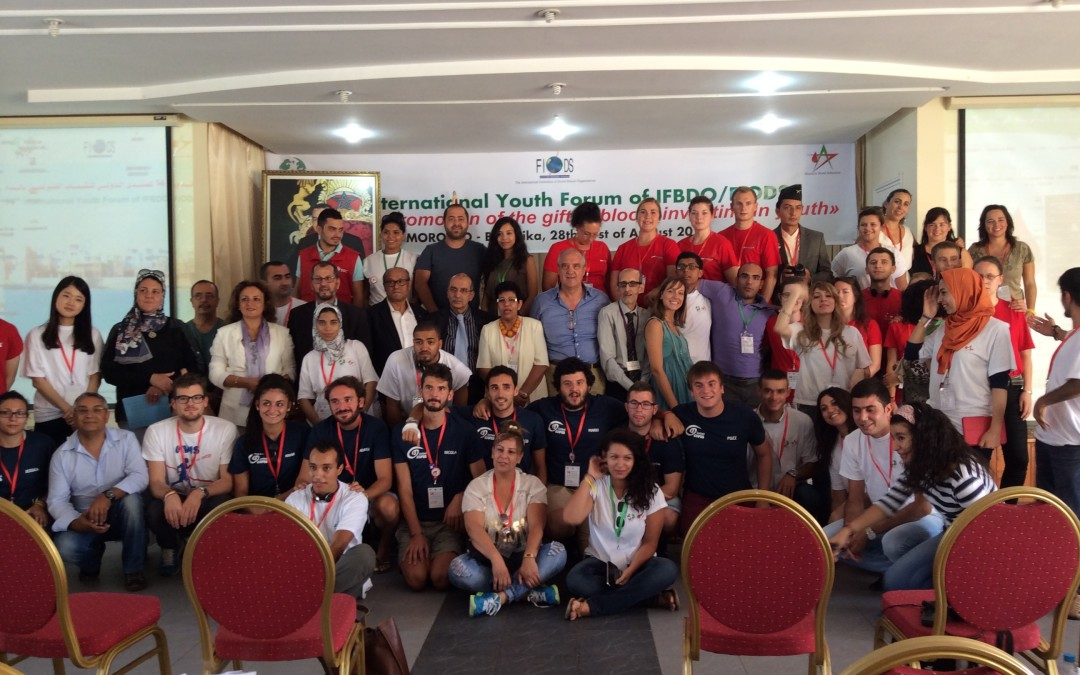 14th International Youth Forum of IFBDO/FIODS – Bouznika, Marocco