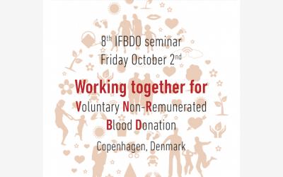 8th IFBDO seminar in Copenhagen