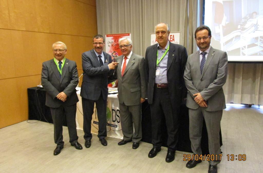 ASSEMBLEA GENERALE FIODS 27/28 APRILE 2017 A MADRID