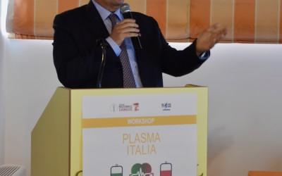 WORKSHOP: Italy plasma, a strategic path-Catanzaro lido-26-27 October 2018
