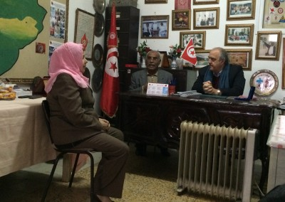 Tunisia, AFRICA - 18/21 January 2015