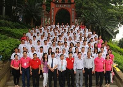 Hanoi, VIETNAM - 14 June 2014
