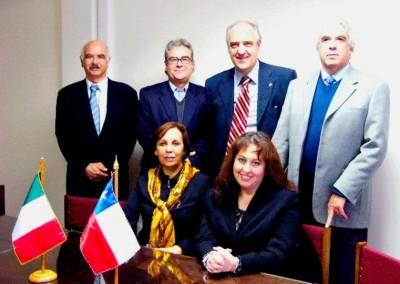 Chile, AMERICA-2011