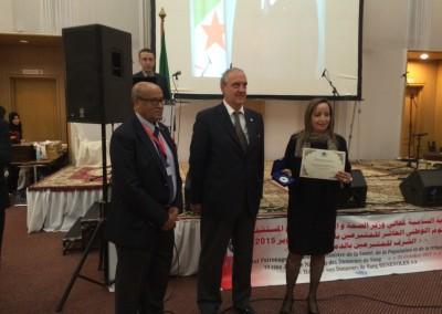 Algeria, AFRICA - 24/28 October 2015