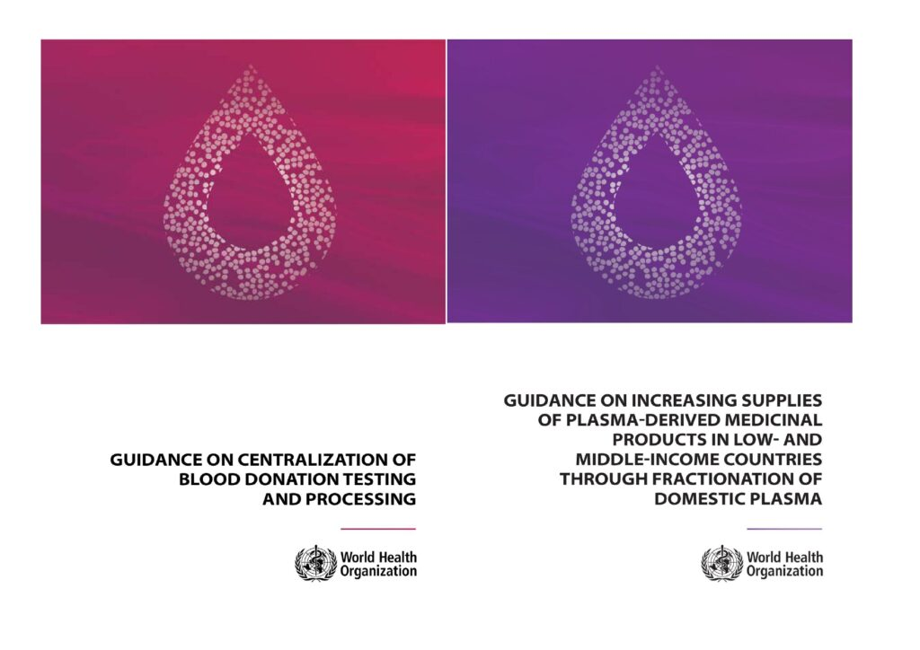 New Guidance of WHO