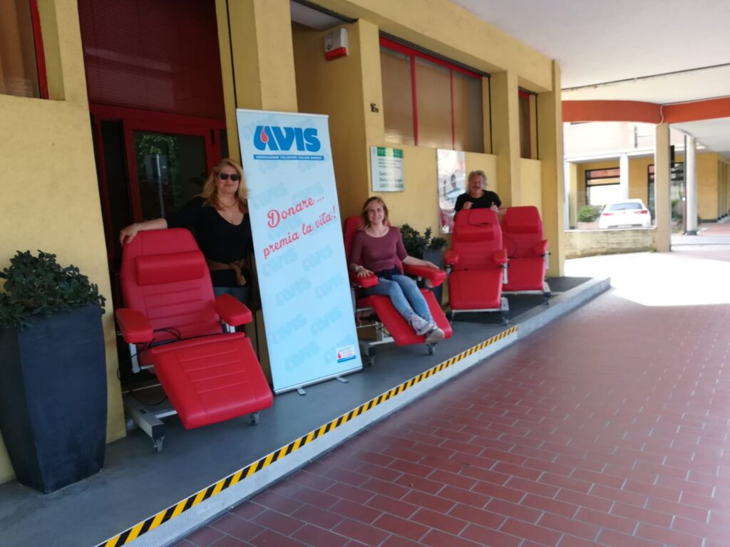 International cooperation project between the Municipal AVIS of Castel Maggiore and the Ivory Coast