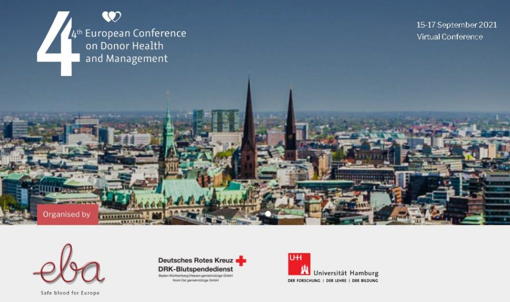 4th European Conference on Donor Health and Management
